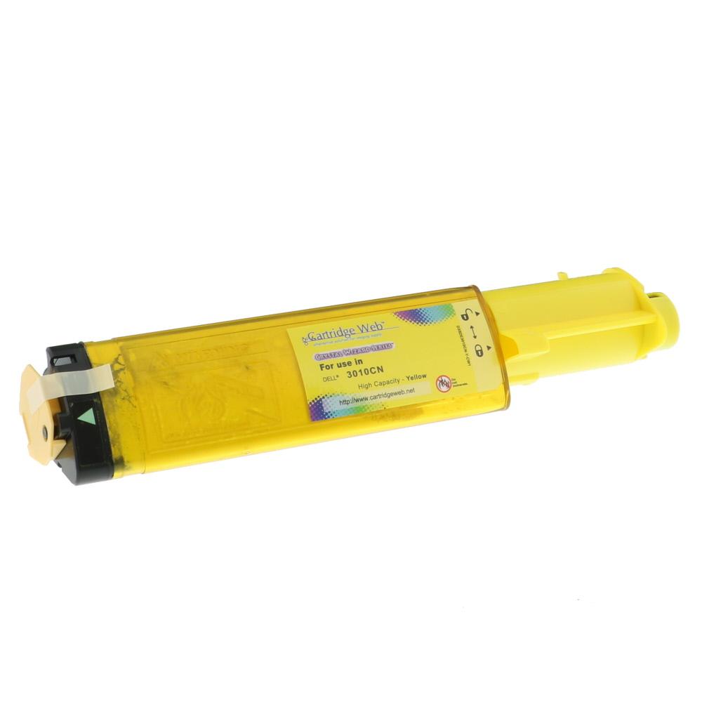 FUZION - Dell 3010CN - Yellow