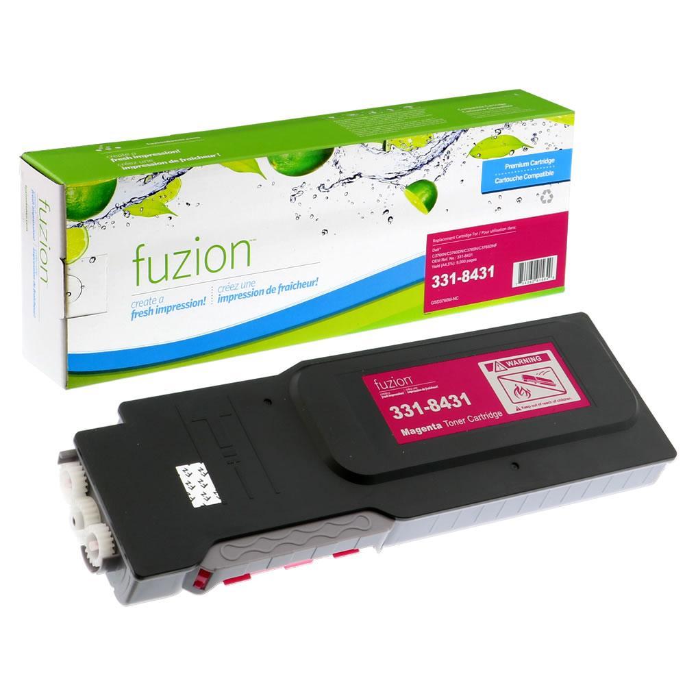 FUZION - Dell C3760N - Magenta