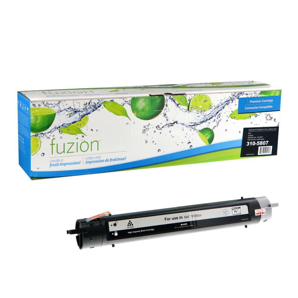 FUZION - Dell 5100CN Toner - Black