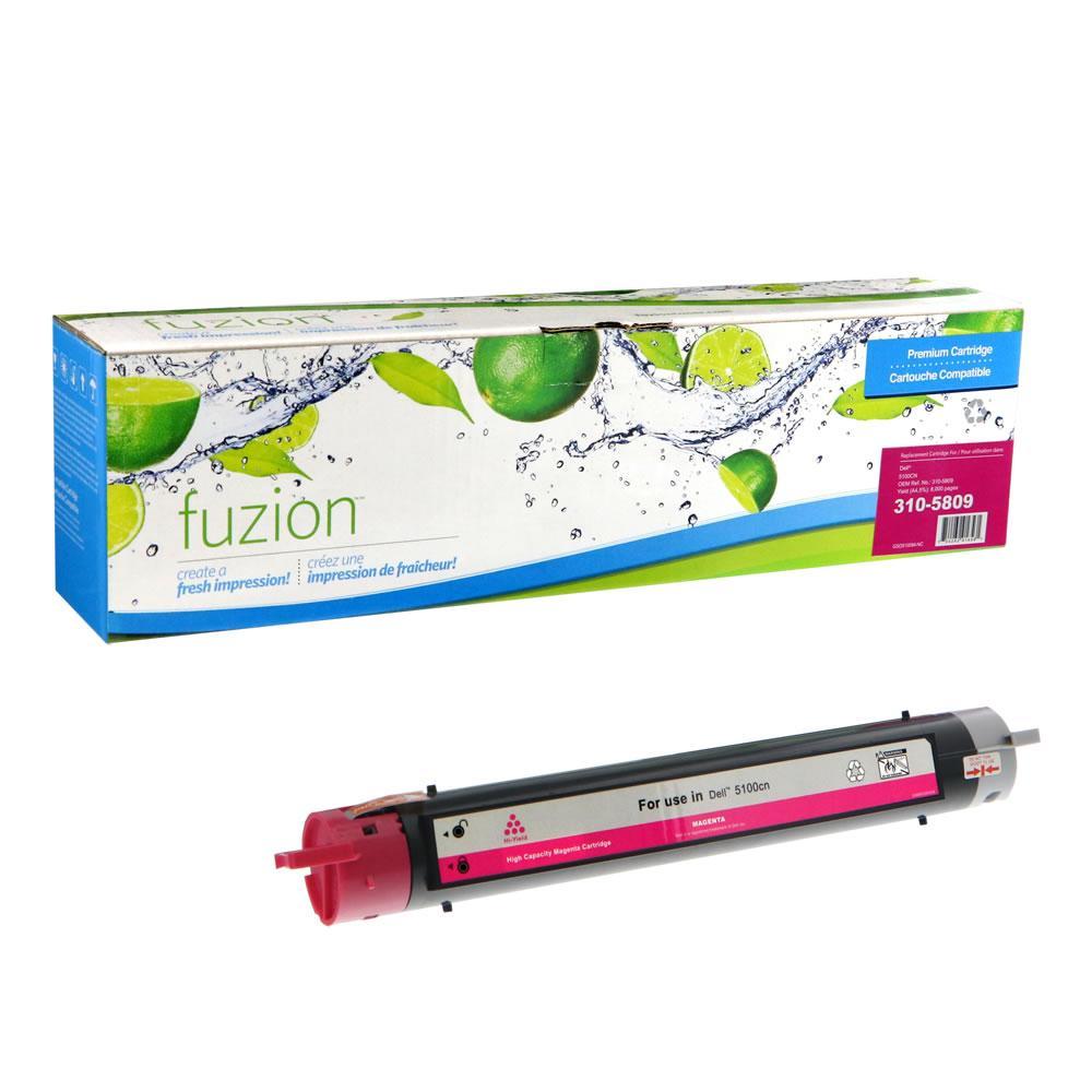 FUZION - Dell 5100CN Toner - Magenta