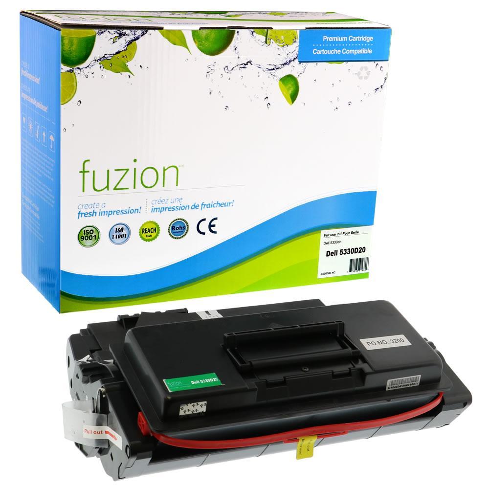 FUZION - Dell 5330 Toner - Black