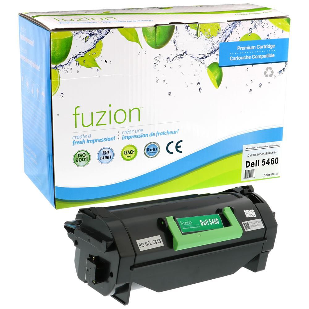 FUZION - Dell B5460 Toner Cartridge - Black