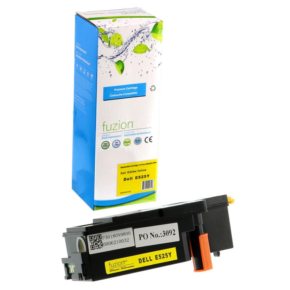 FUZION - Dell 593-BBJW - Yellow