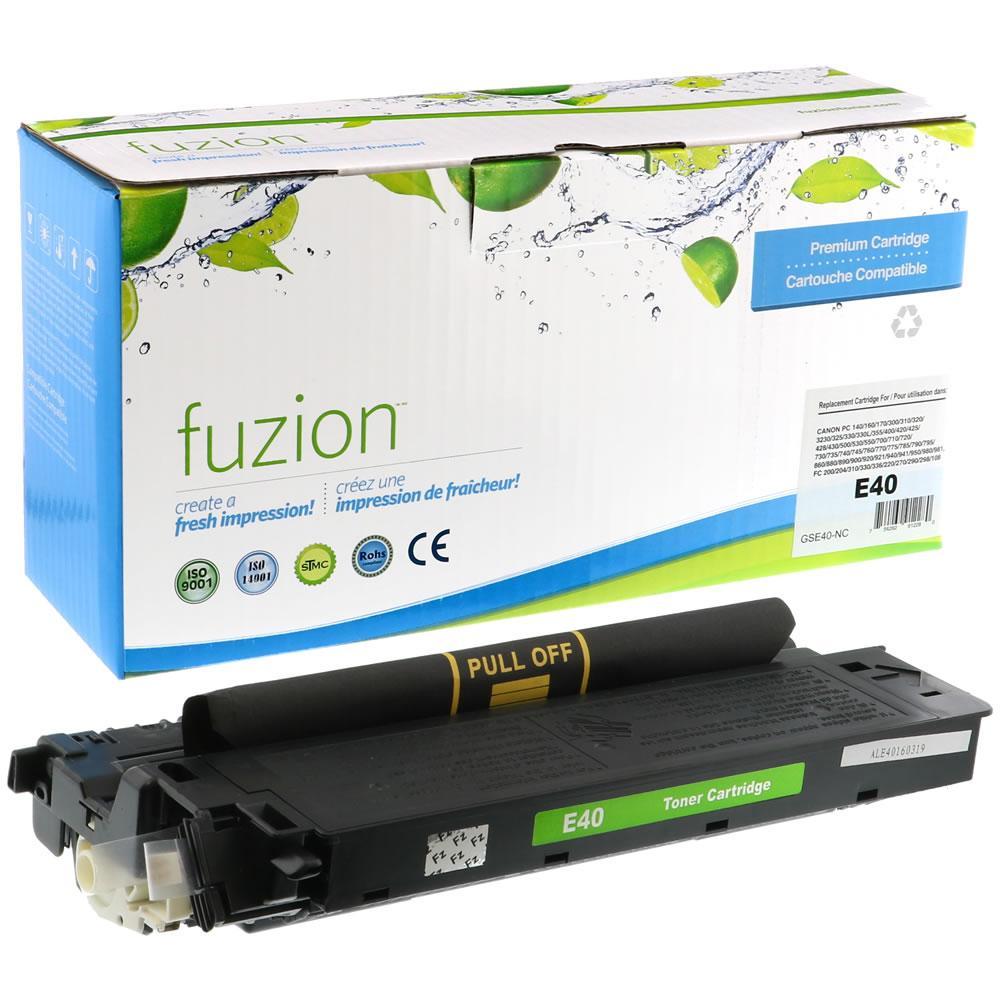 FUZION - Canon E40 T - Black