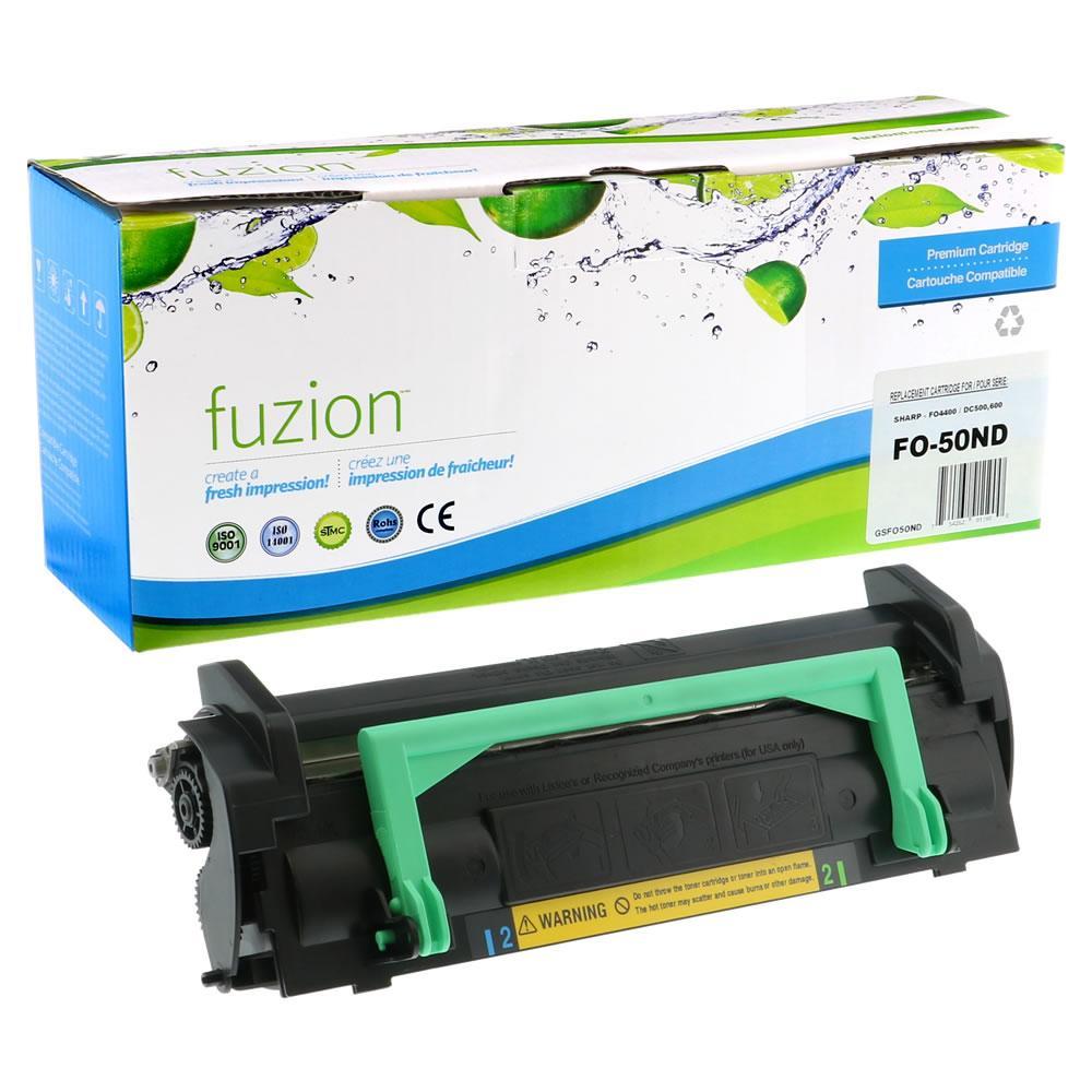 FUZION - Sharp FO4400/DC500 - Black
