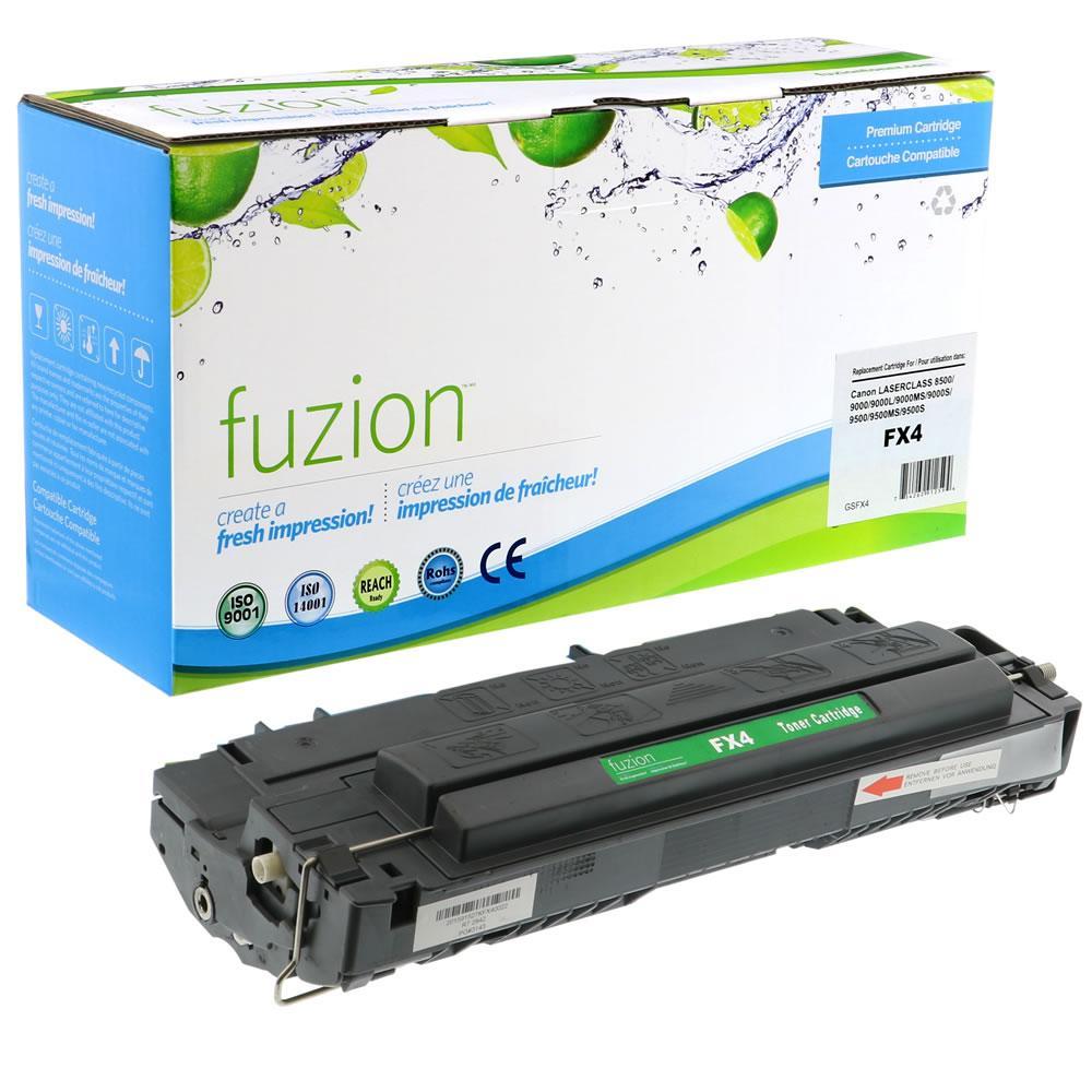 FUZION - Canon FX4 Compatible Toner - Black