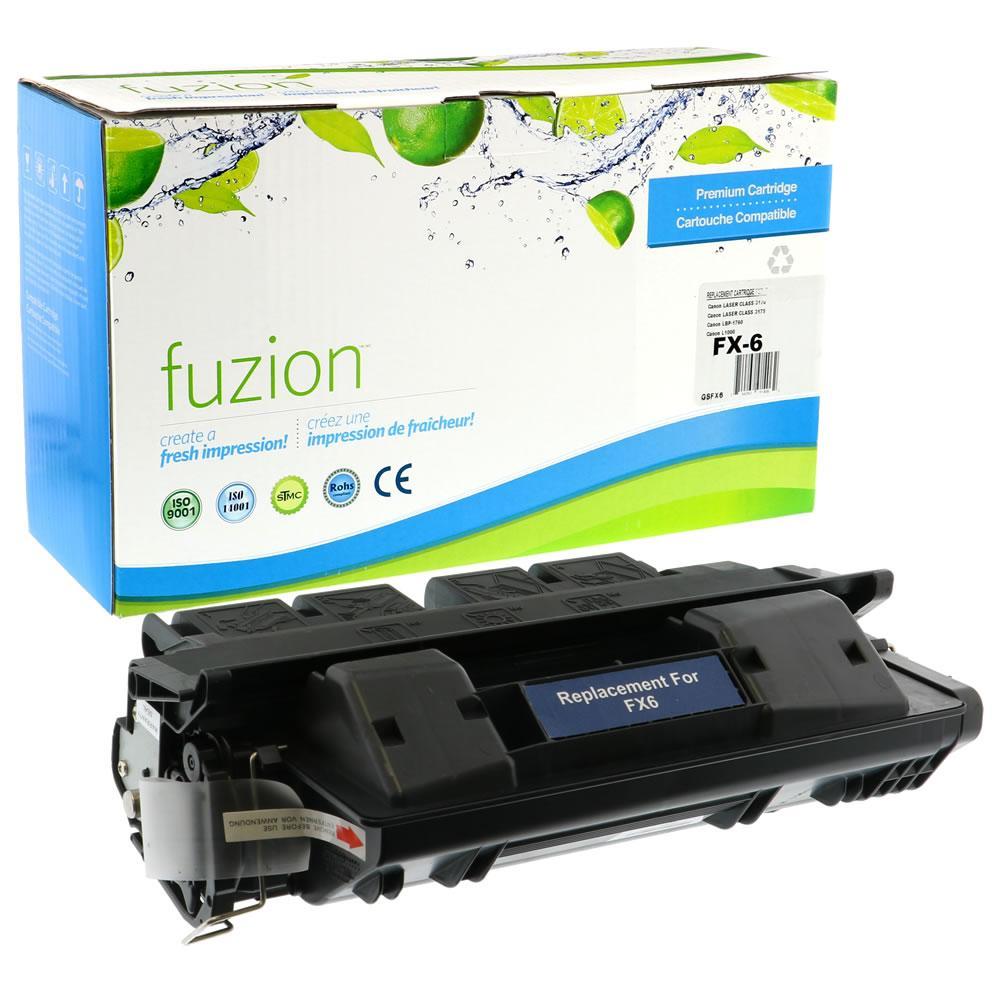 FUZION - Canon FX6 - Black