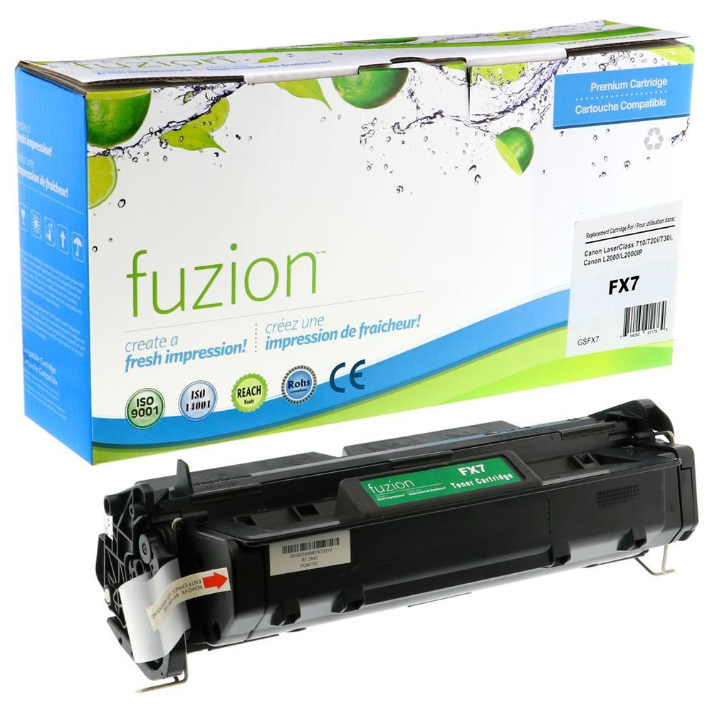 FUZION - Canon FX7 - Black