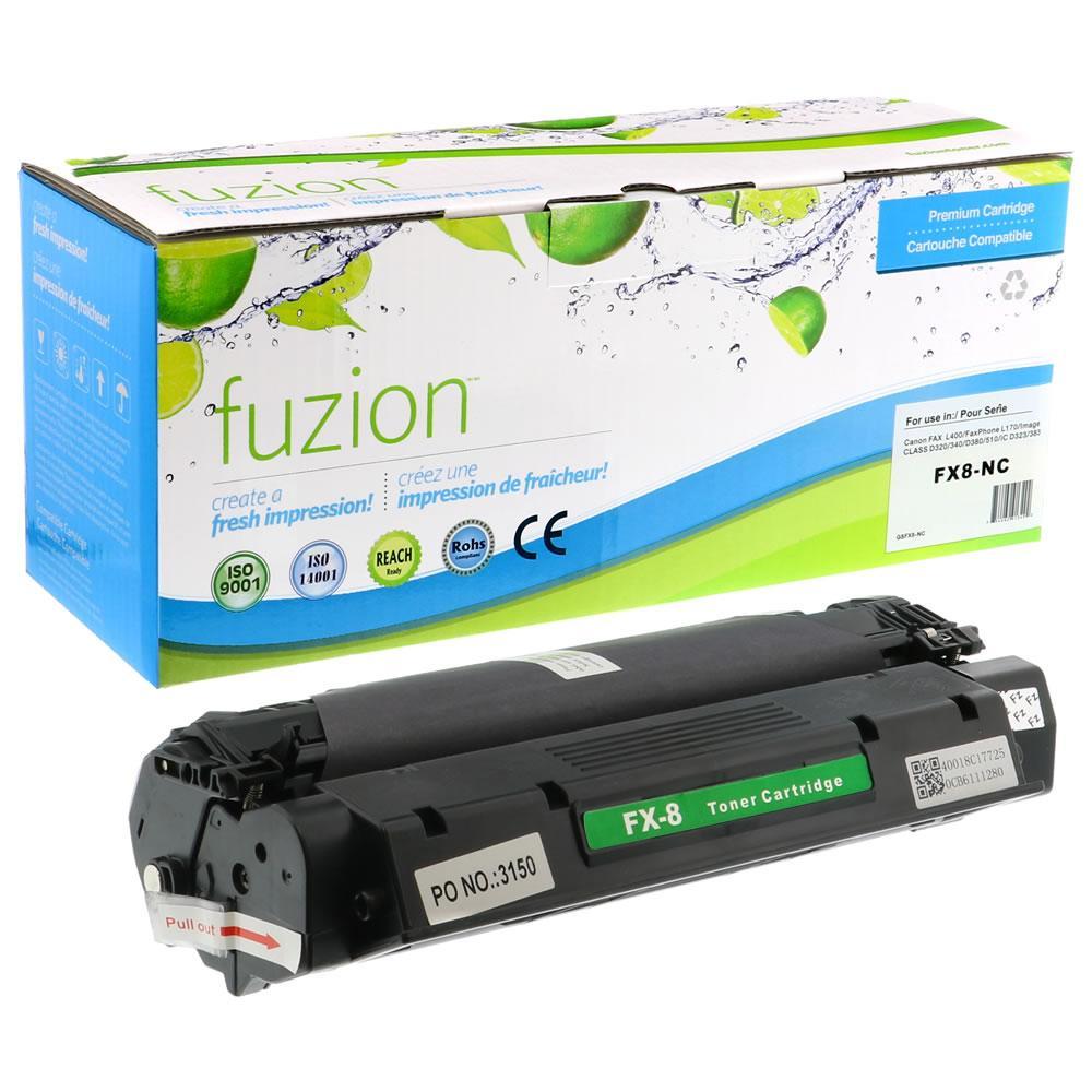 FUZION - Canon FX8 - Black