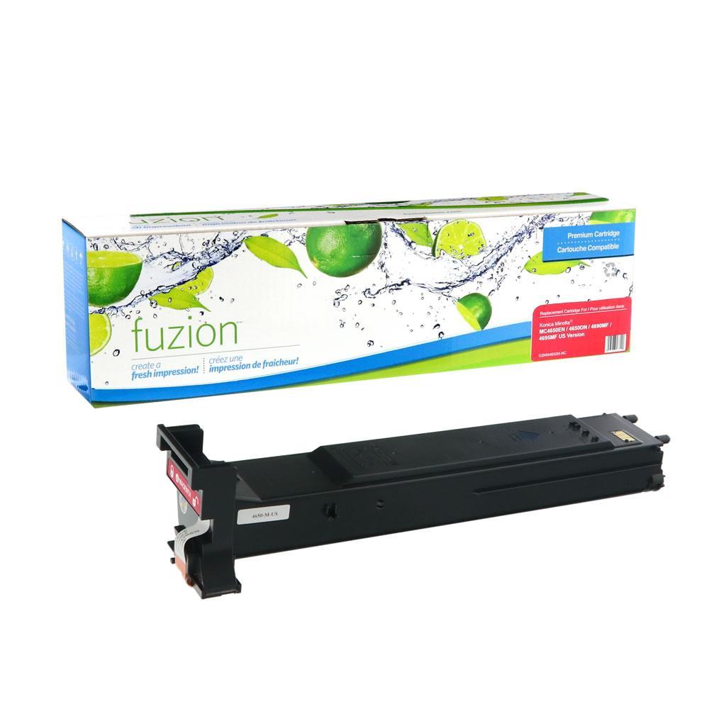 FUZION - Konica Minolta Magicolor 4650 Toner - Magenta