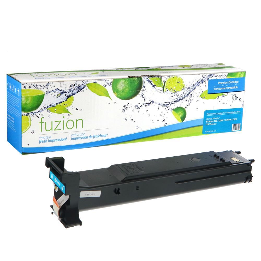FUZION - KM Bizhub C20 - Cyan
