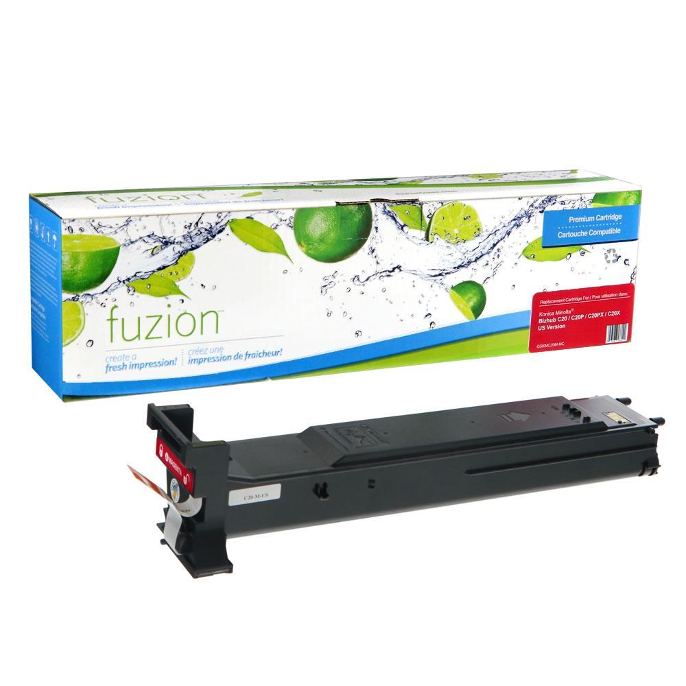 FUZION - KM Bizhub C20 Toner - Magenta