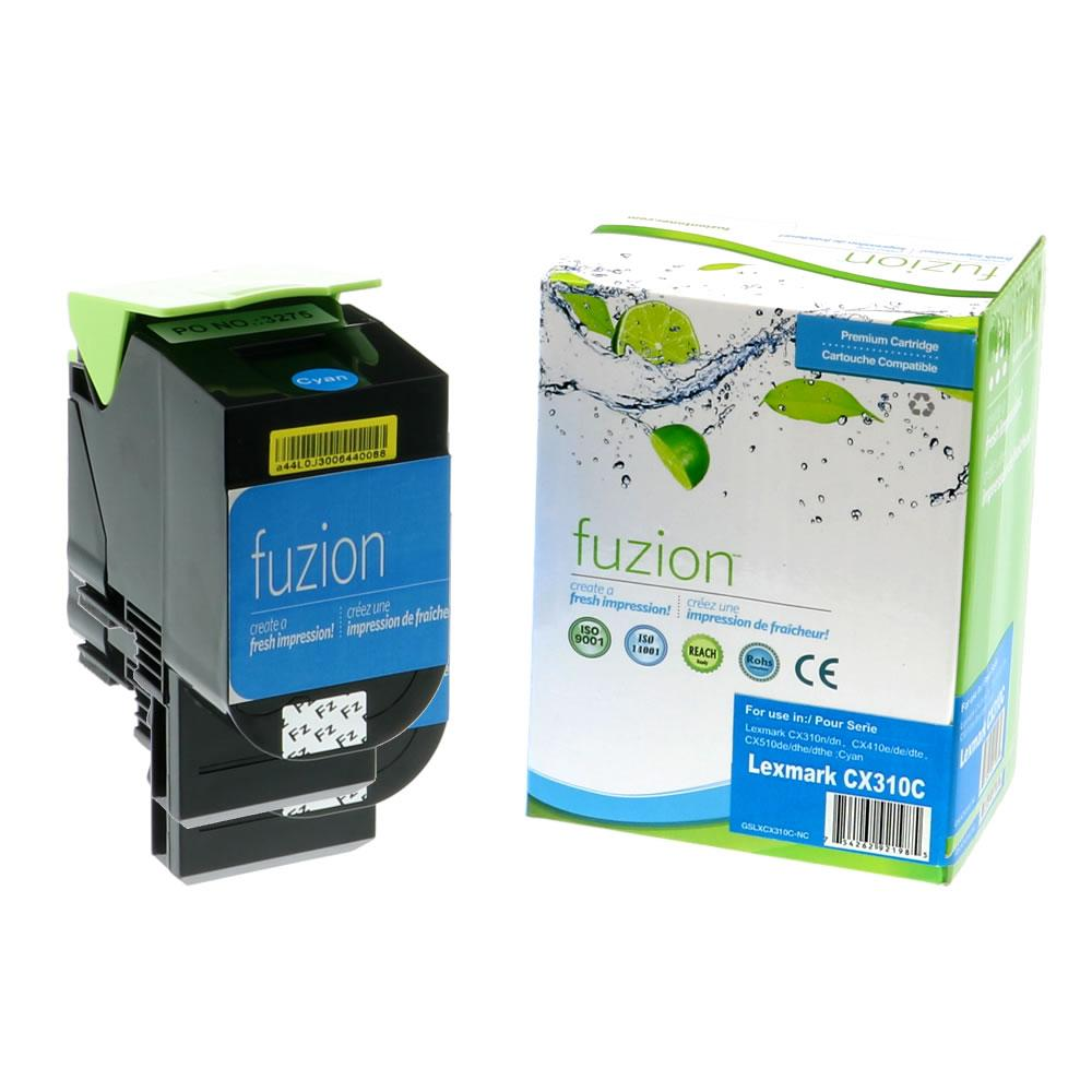 FUZION - Lexmark 80C1SC0 - Cyan