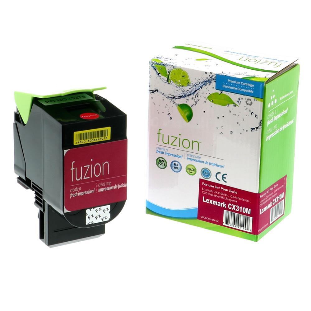 FUZION - Lexmark 80C1SM0 - Magenta