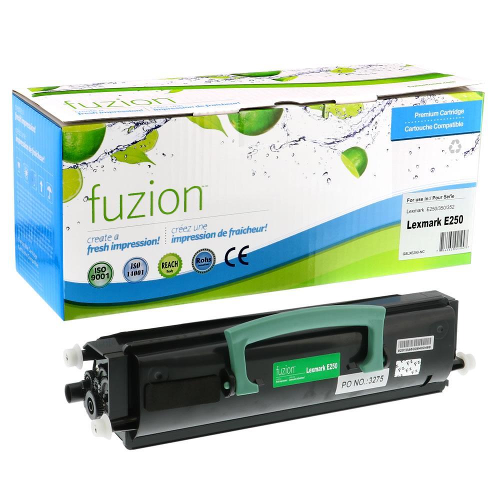 FUZION - Lexmark E250D - Black