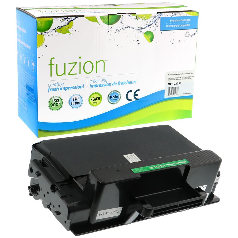 FUZION - Samsung MLTD203L - Black