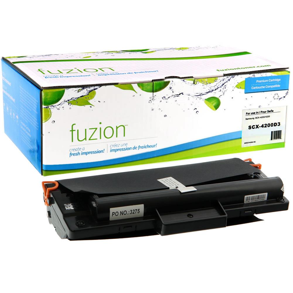 FUZION - Samsung SCX4200 - Black