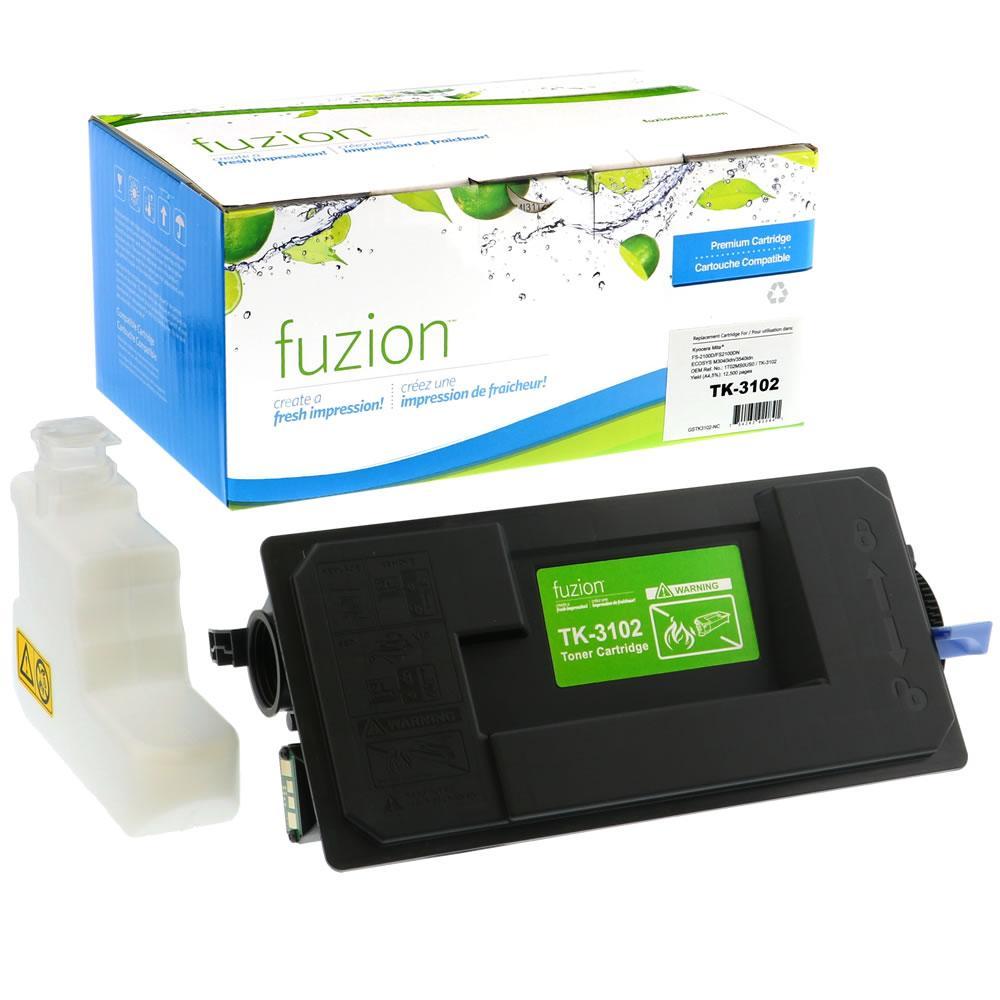 FUZION - Kyocera Mita FS-2100DN - Black