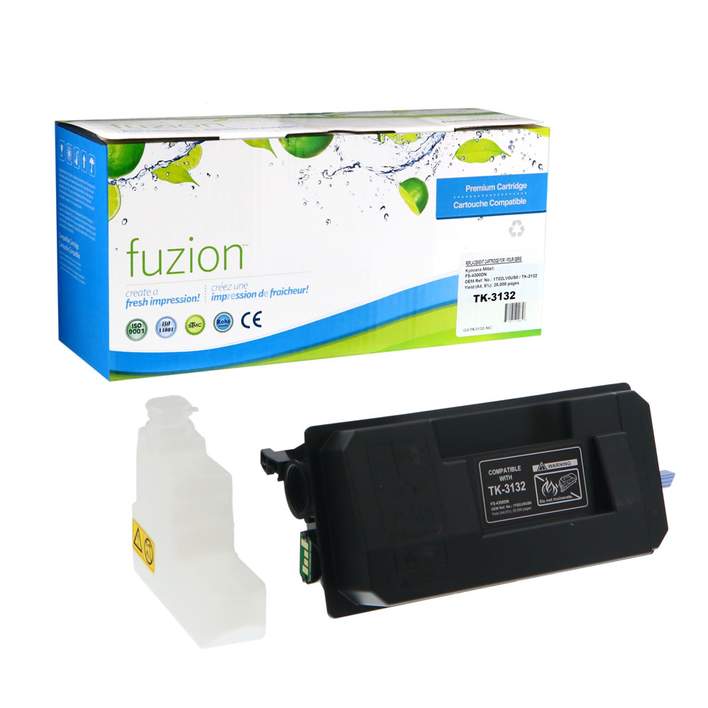 FUZION - Kyocera FS-4300DN Toner Cartridge