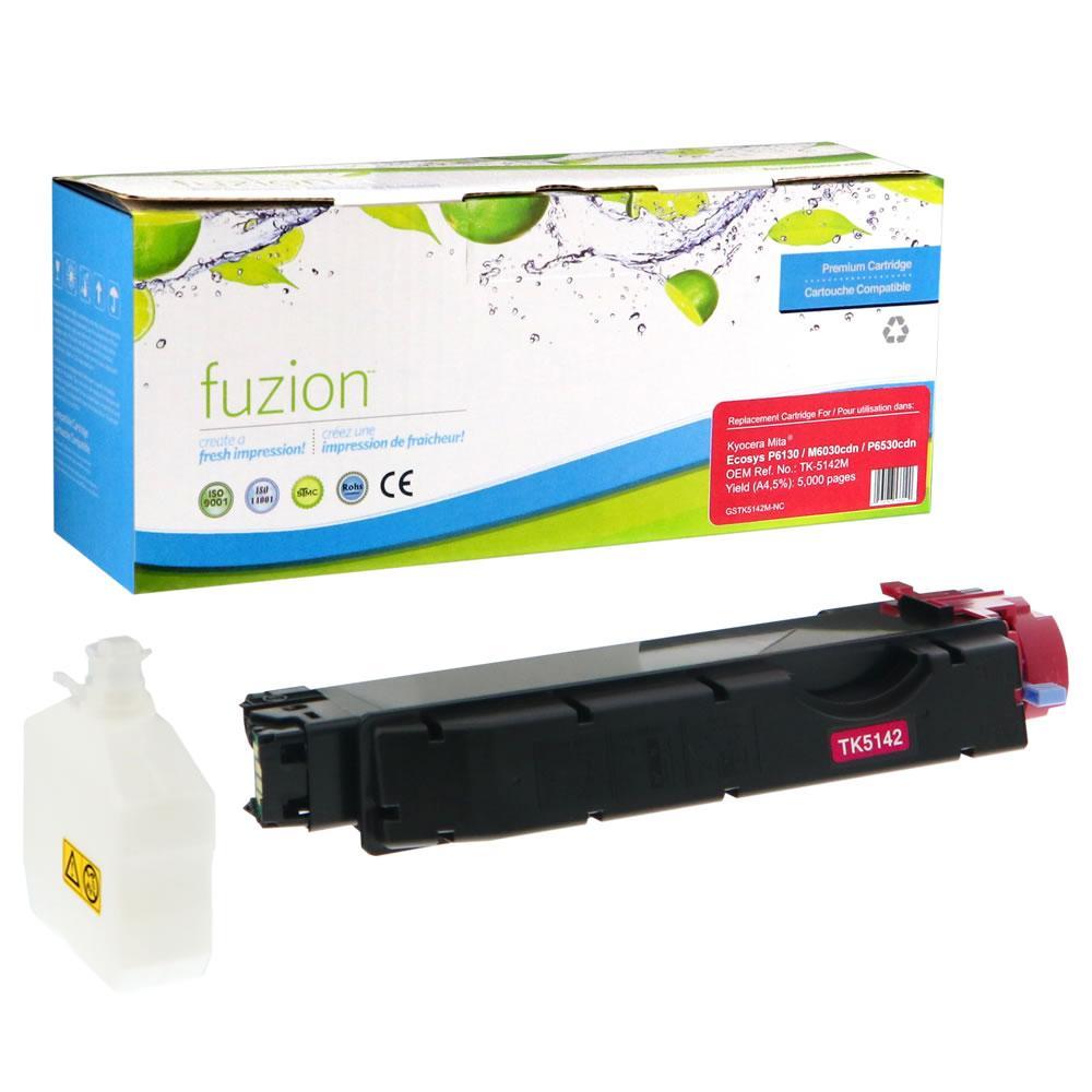 FUZION - Kyocera TK-5142M - Magenta