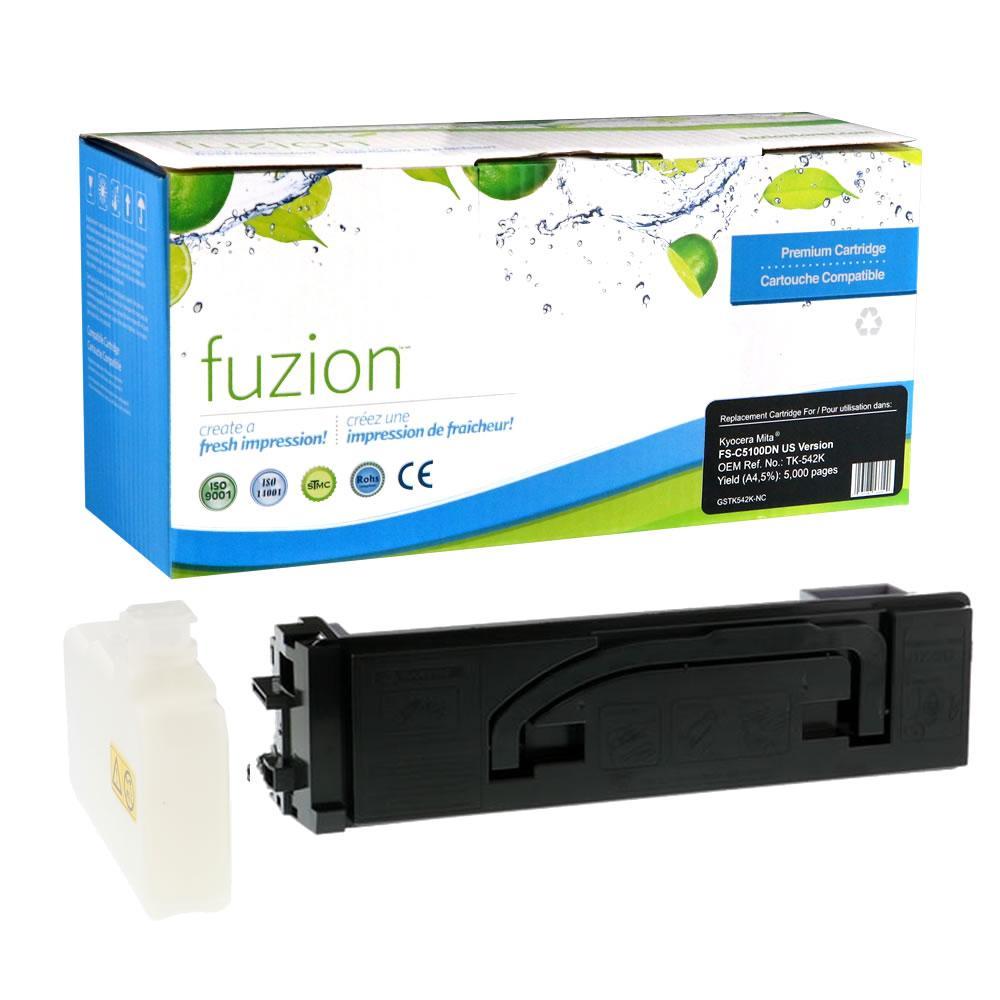 FUZION - Kyocera TK542K - Black