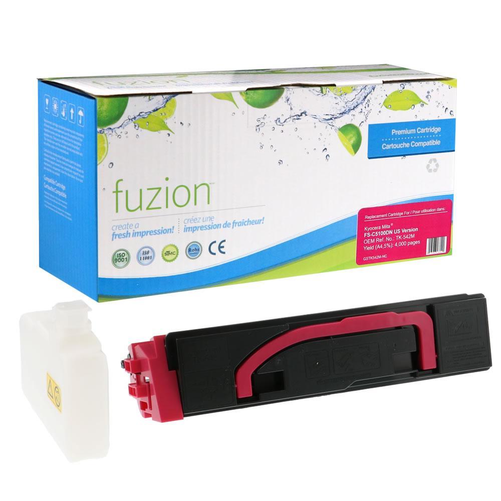 FUZION - Kyocera TK542M - Magenta