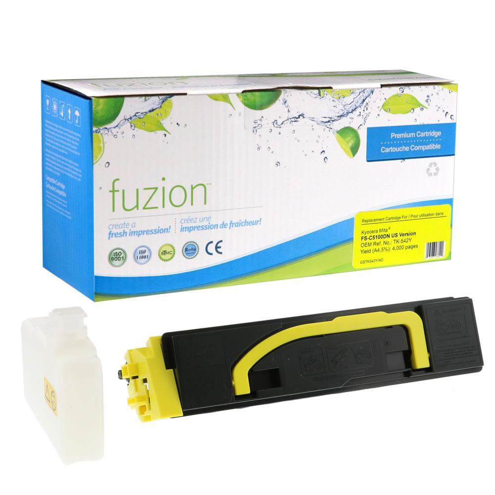 FUZION - Kyocera TK542Y - Yellow