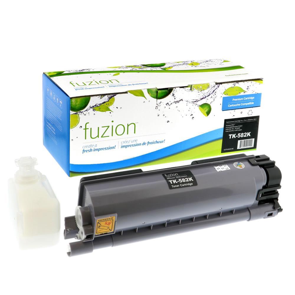 FUZION - Kyocera TK582K - Black