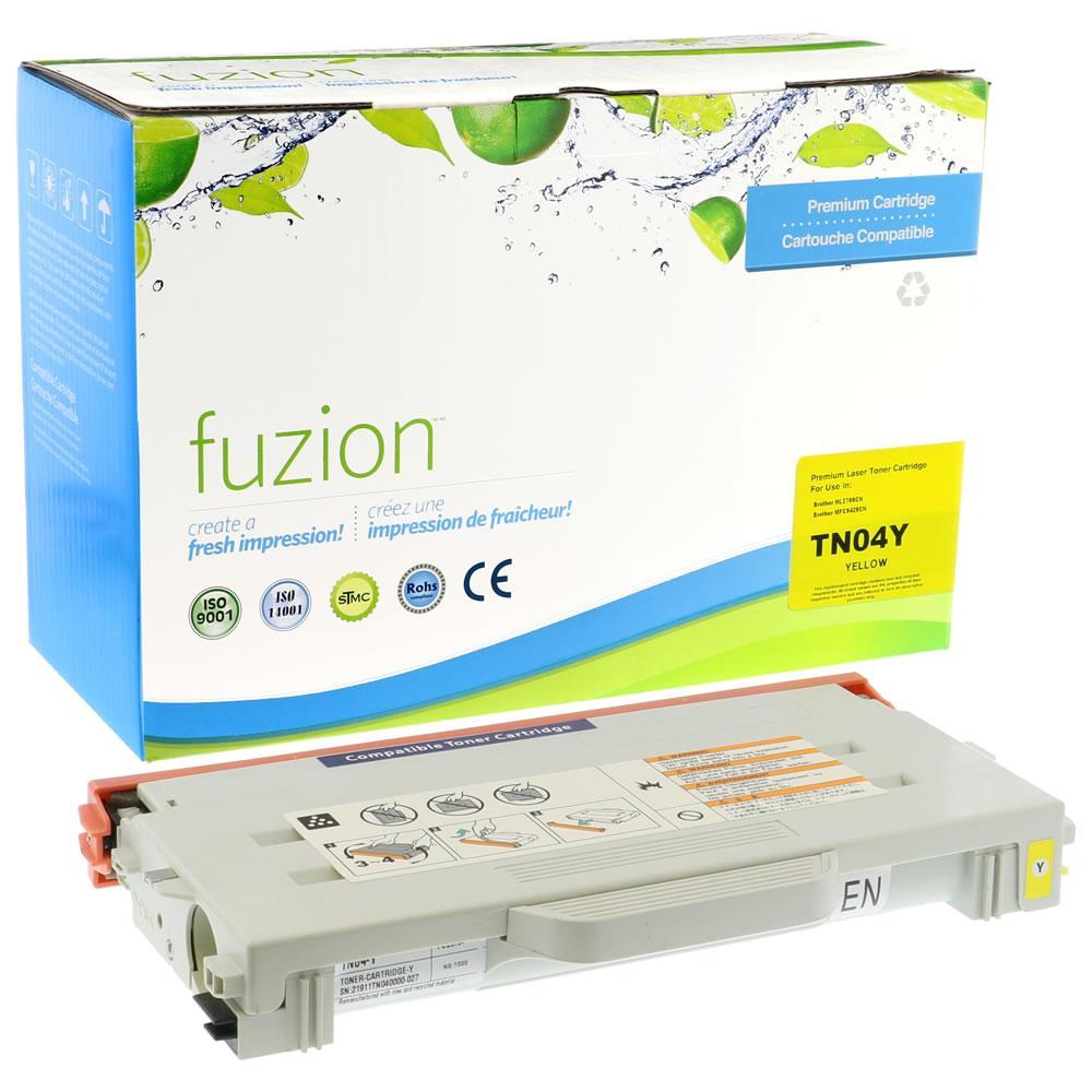 FUZION - Brother HL2700 Toner - Yellow
