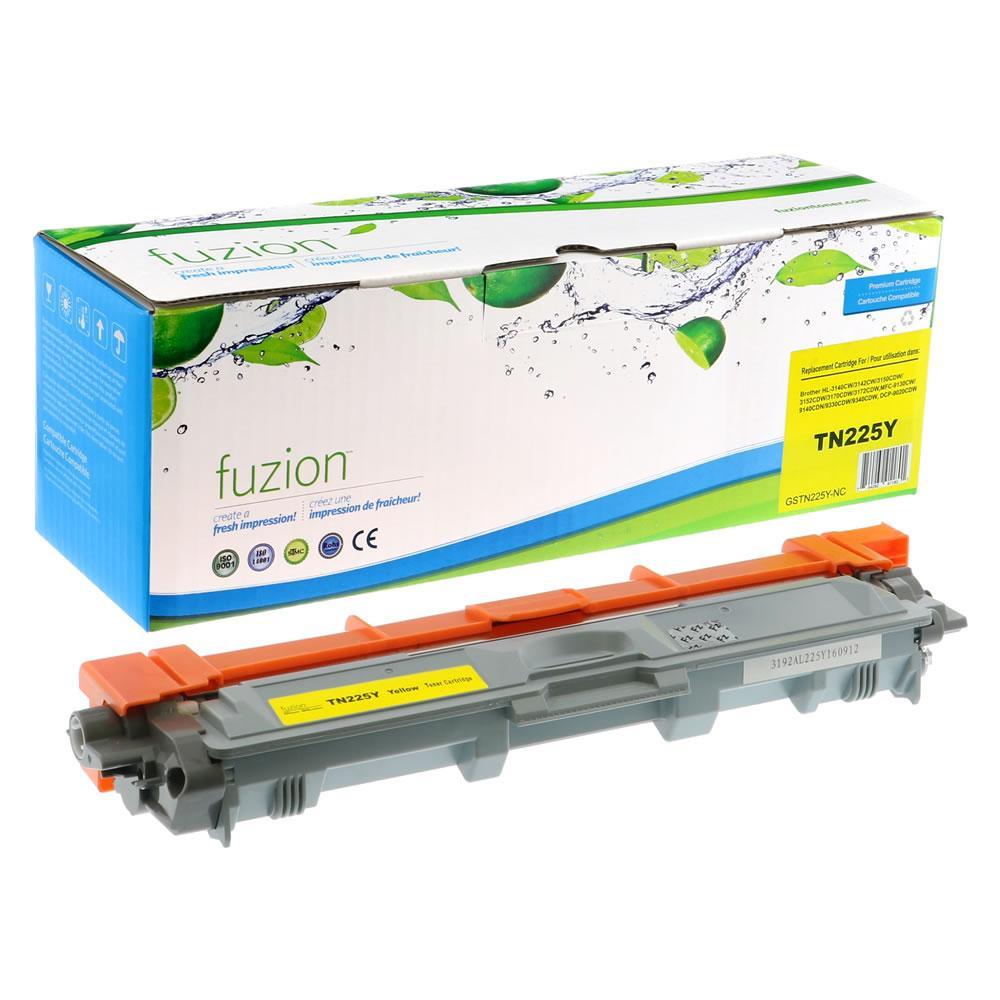 FUZION - Brother HL3170 Cartridge - Yellow