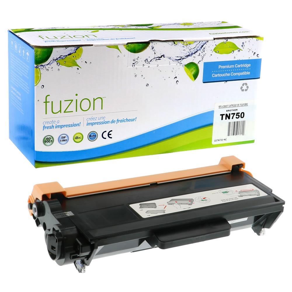 FUZION - Brother TN750 - Black