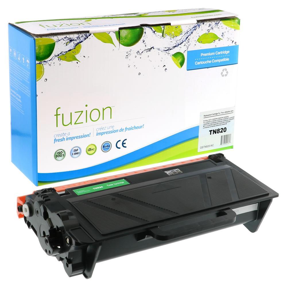 FUZION - Brother TN-820 - Standard Yield