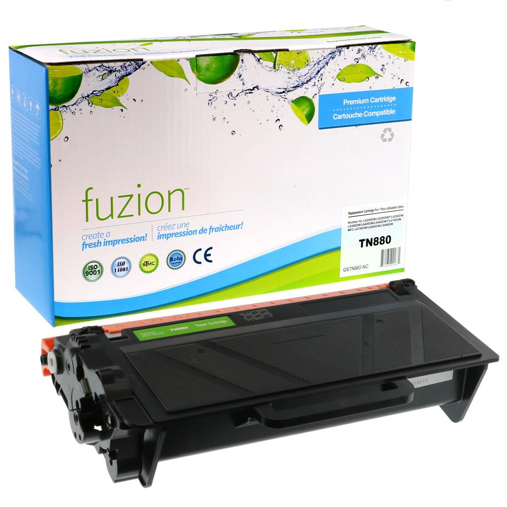 FUZION - Brother TN-880 - Super High Yield