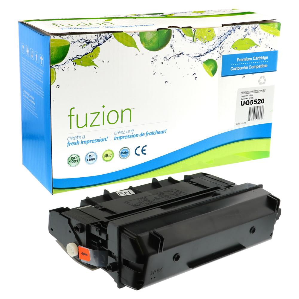 FUZION - Panasonic UF890 Toner - Black