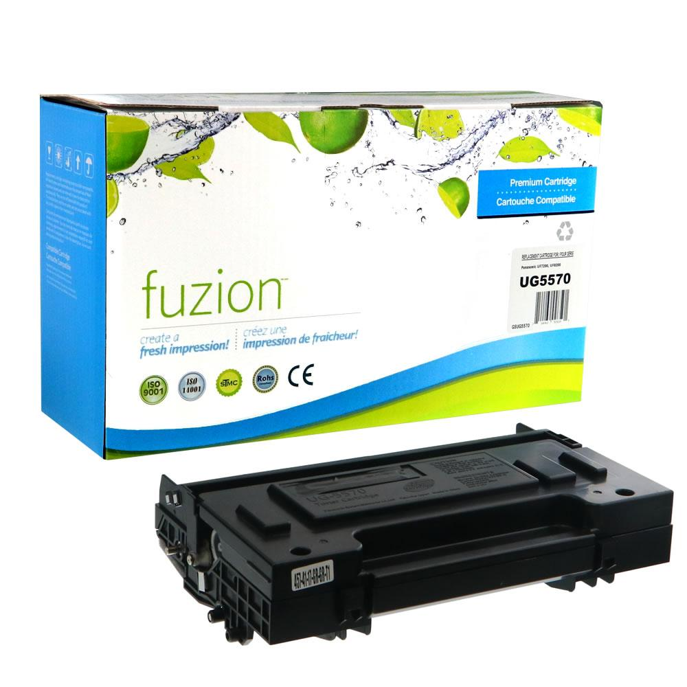 FUZION - Panasonic UG5570 Toner - Black
