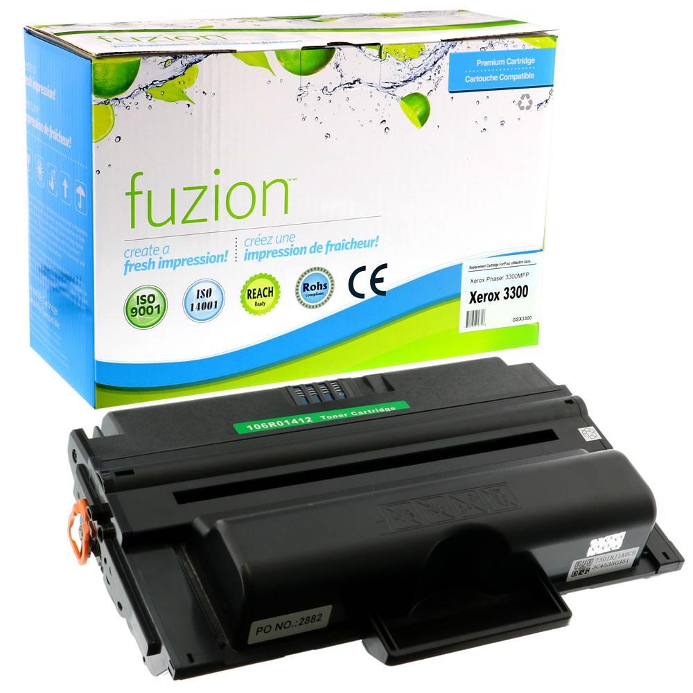 FUZION - Xerox Phaser 3300 Toner - Black