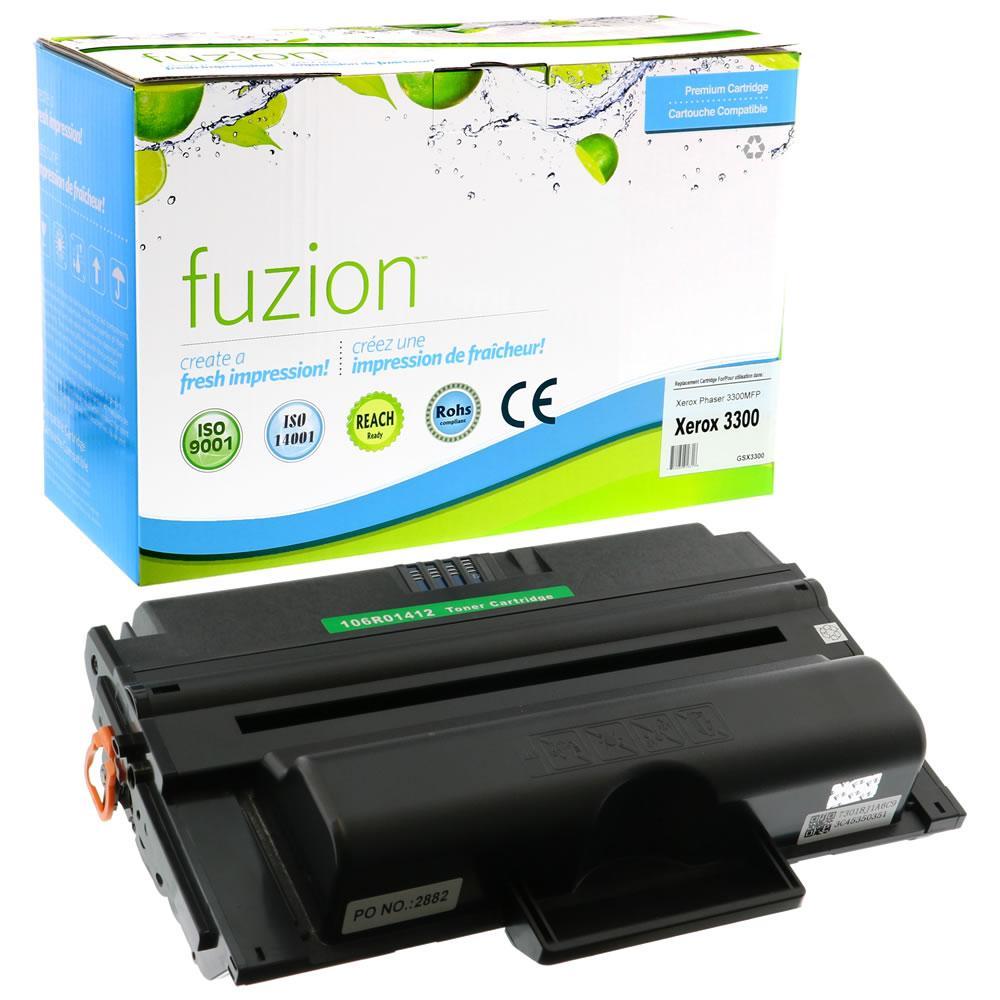 FUZION - Xerox Phaser 3300 - Black