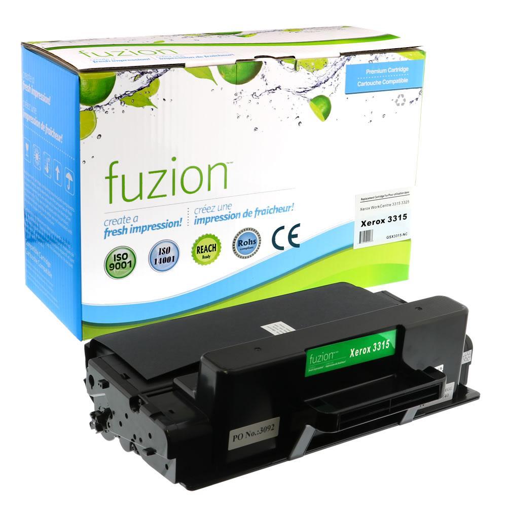 FUZION - Xerox WorkCentre 3315DN (5K) - Black