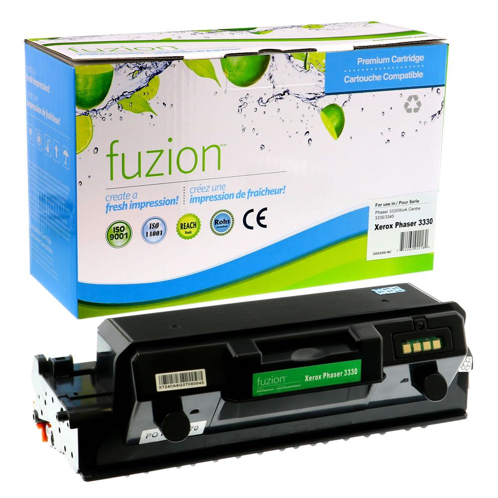 FUZION - Xerox 106R03622 High Yield - Black