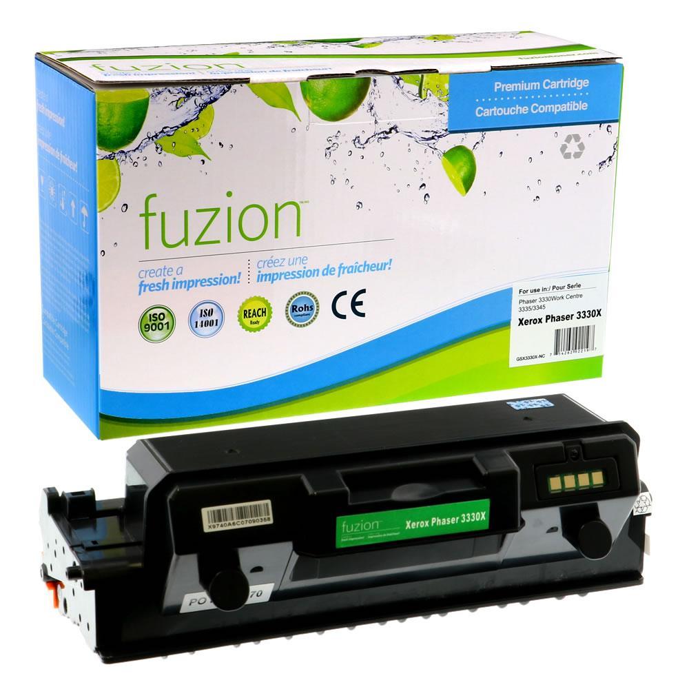 FUZION - Xerox 106R03624 Extra High Yield - Black