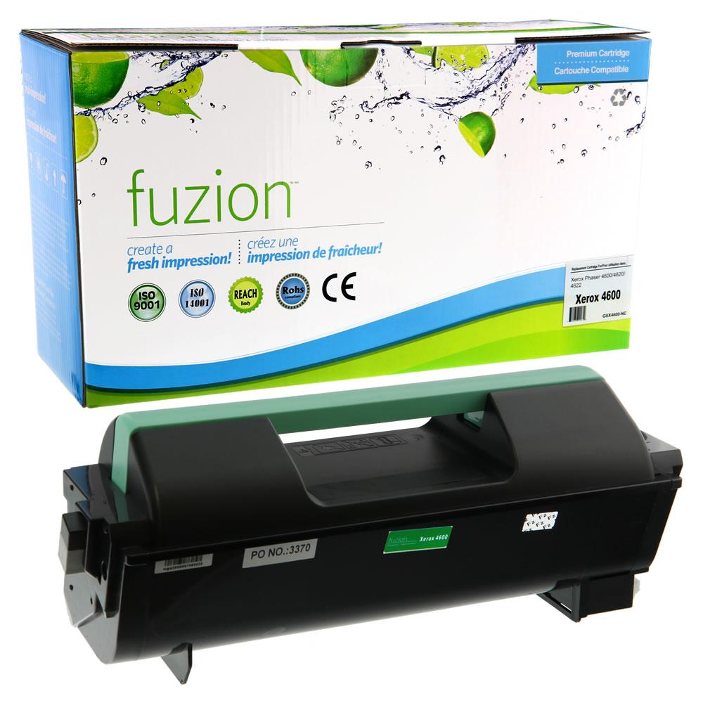 FUZION - Xerox Phaser 4600DN High Yield - Black
