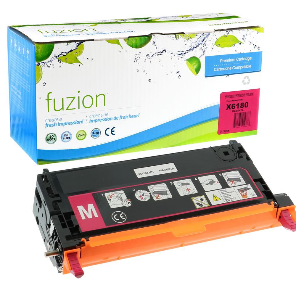 FUZION - Xerox Phaser 6180 Toner - Magenta