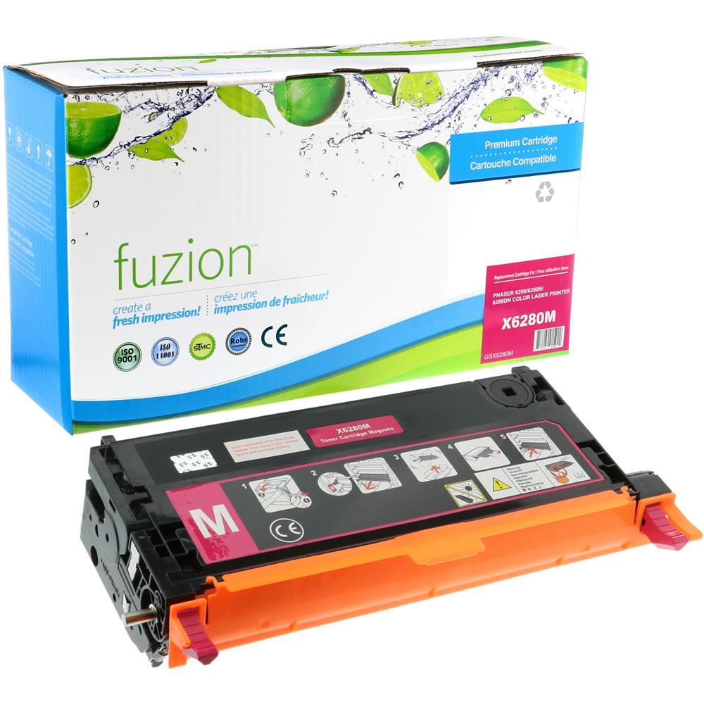 FUZION - Xerox Phaser 6280N Toner - Magenta