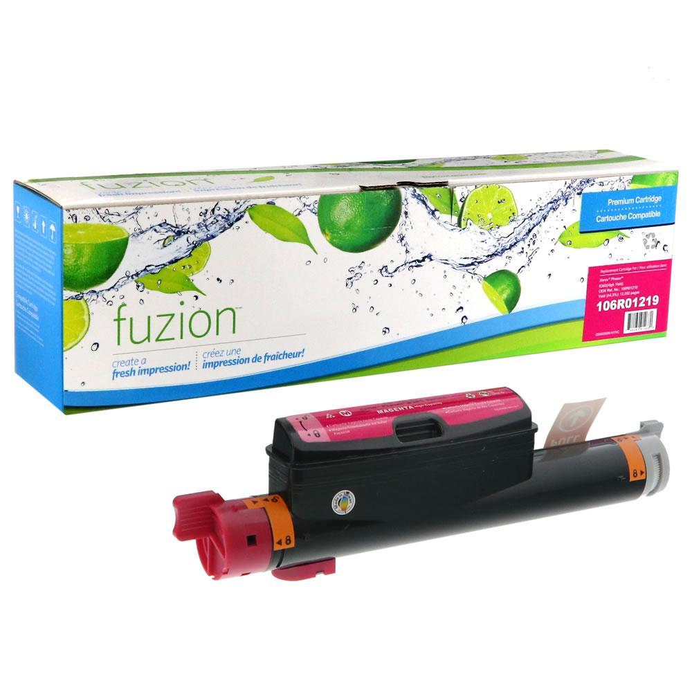 FUZION - Xerox Phaser 6360 Toner- Magenta