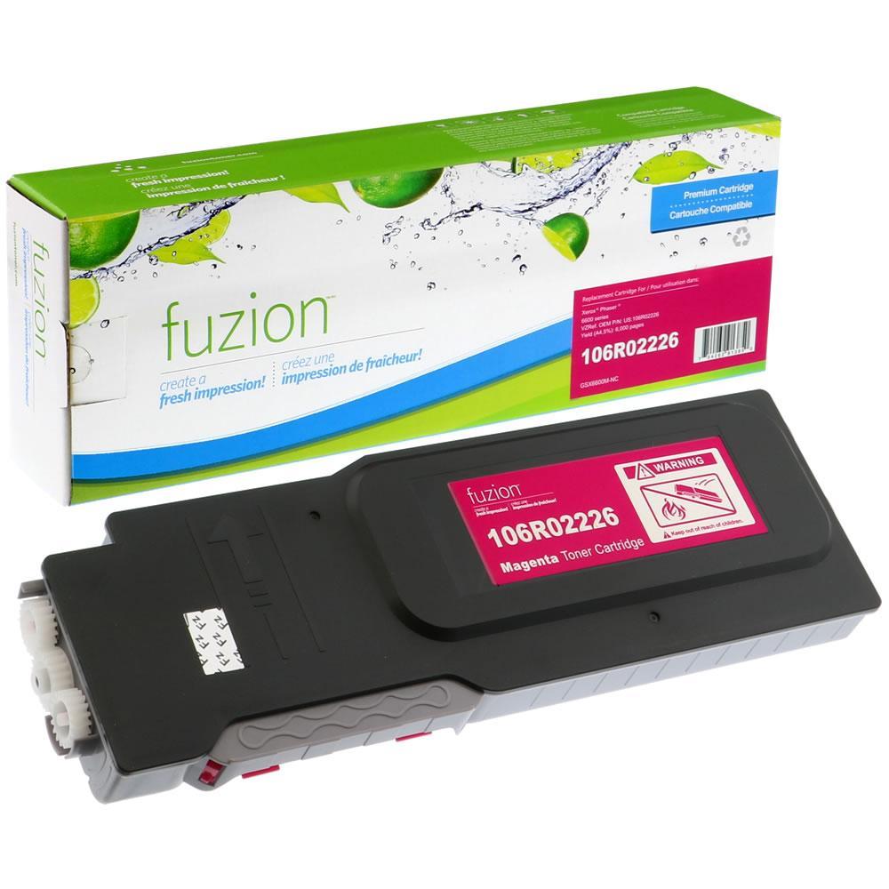 FUZION - Xerox Phaser 6600 High Yield - Magenta