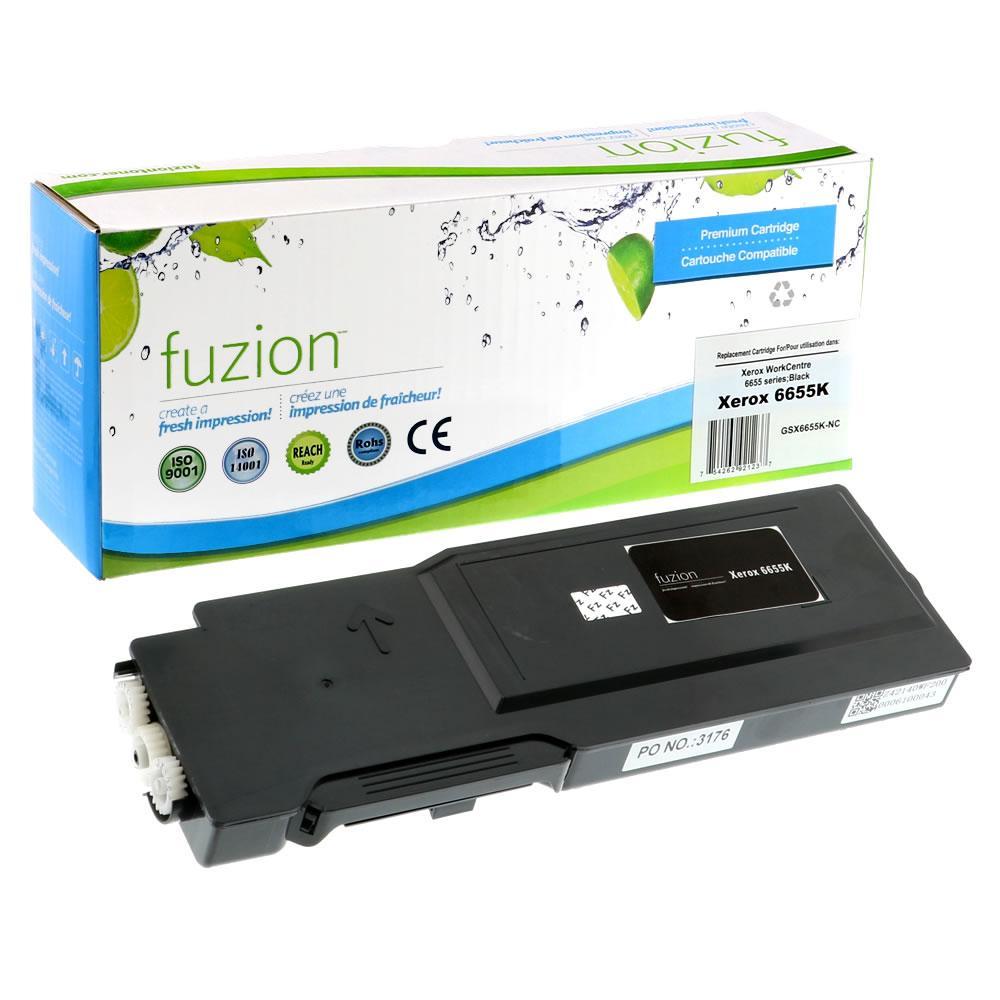 FUZION - Xerox 106R02747 High Yield - Black