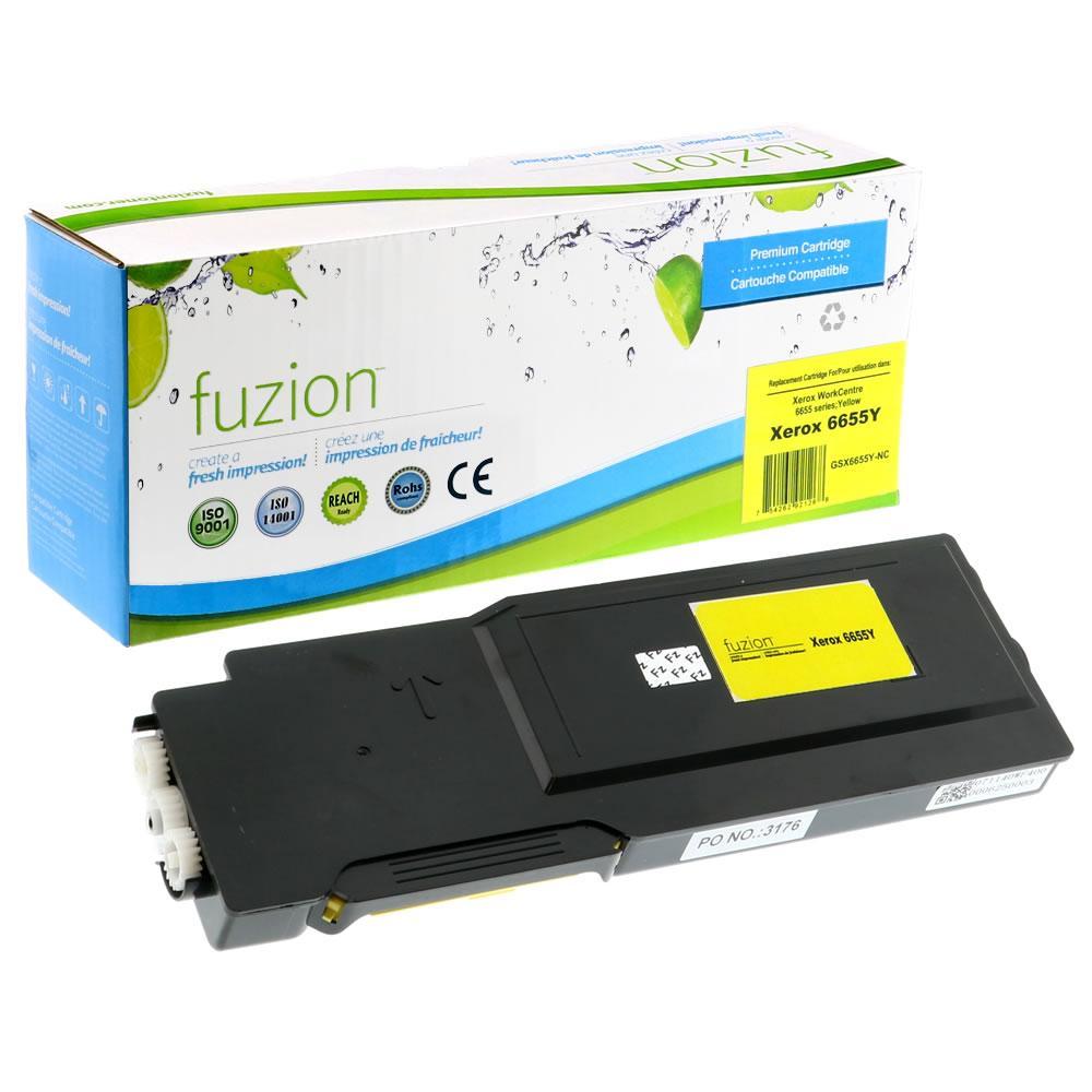 FUZION - Xerox 106R02746 High Yield - Yellow
