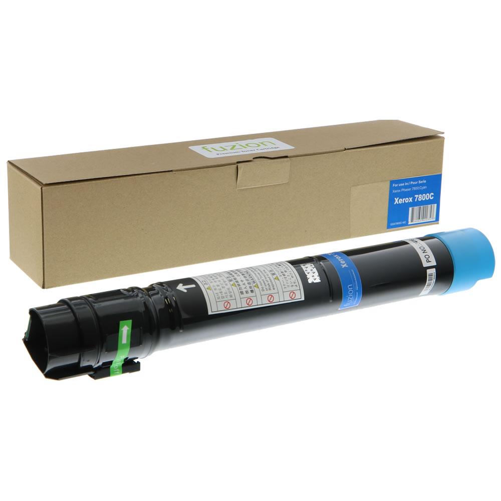 FUZION - Xerox 106R01566 High Yield - Cyan