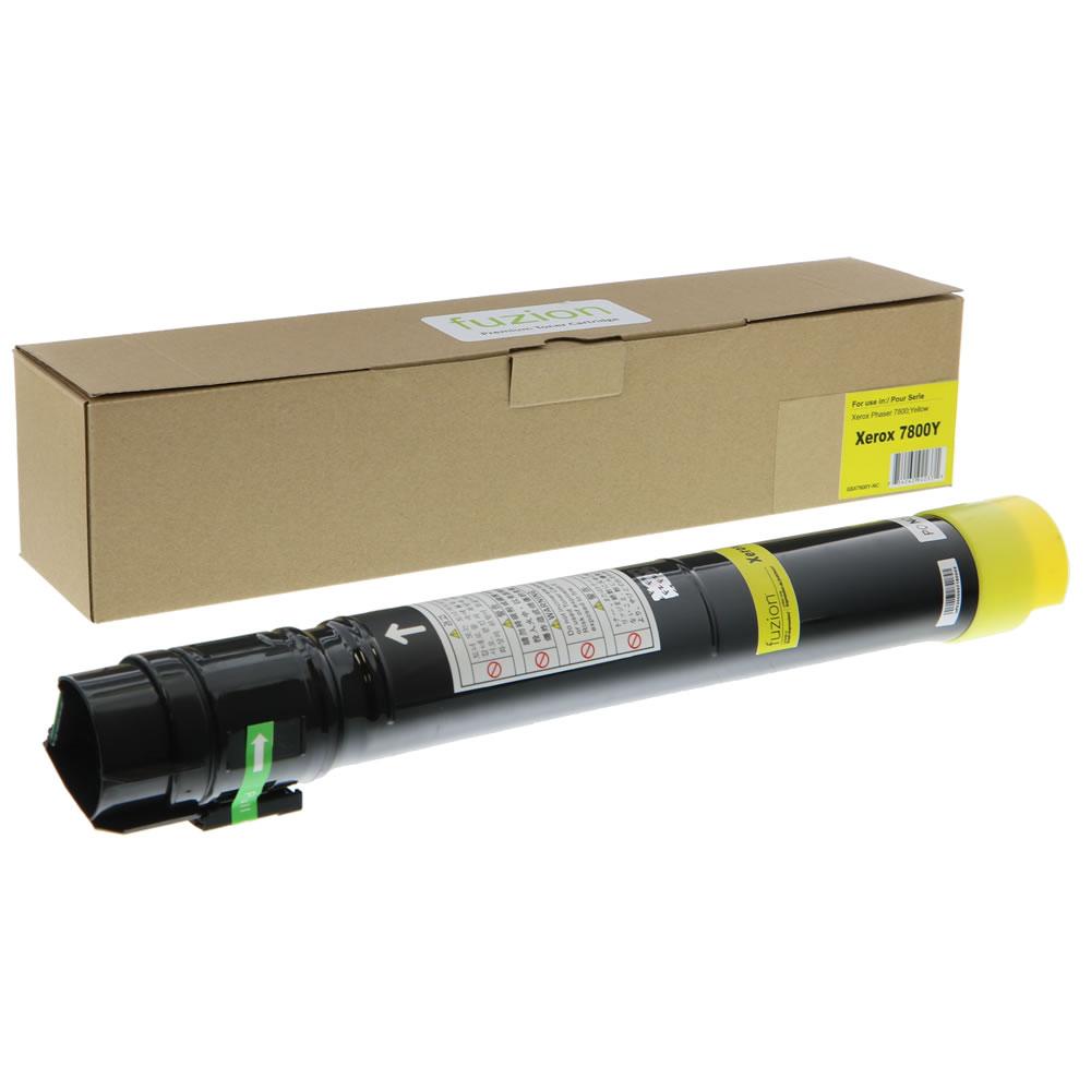 FUZION - Xerox 106R01568 High Yield - Yellow