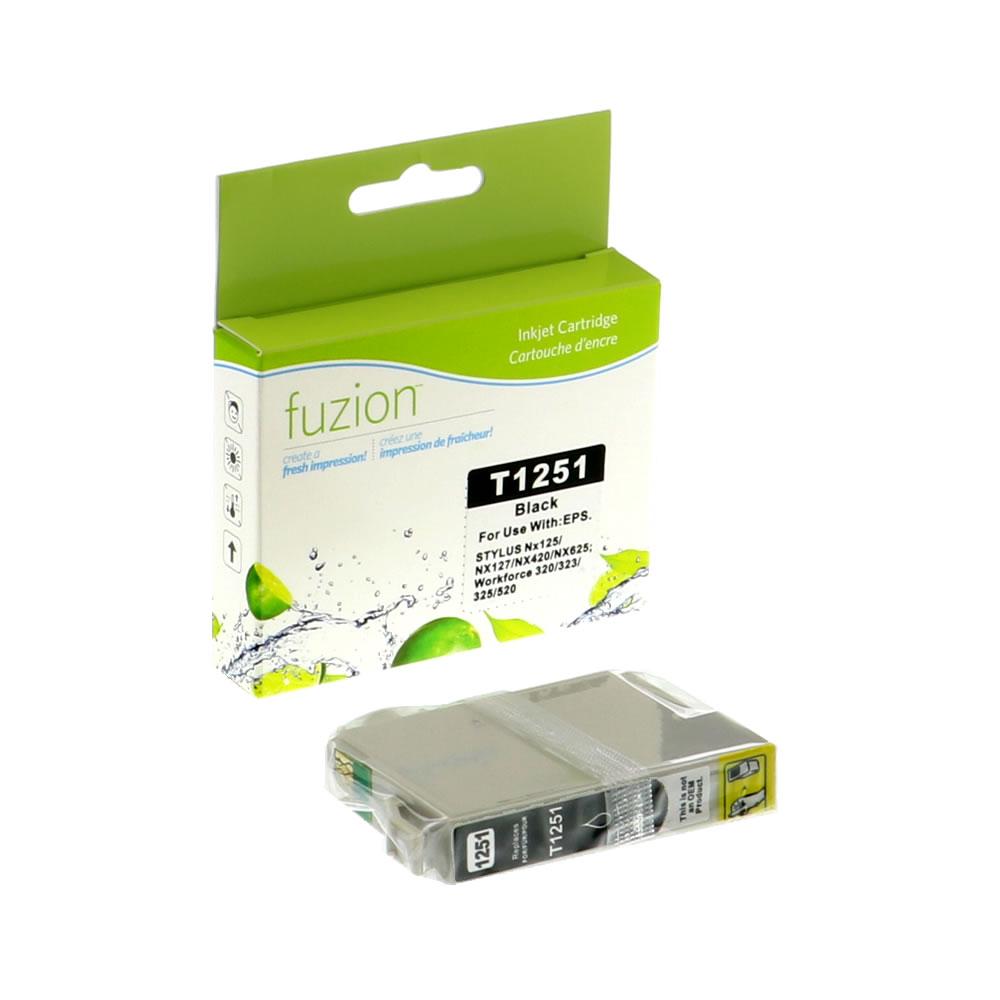 FUZION - Epson T125120 Inkjet - Black